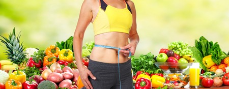 Healthy diet.