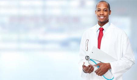 Afrikaanse Amerikaanse arts man.