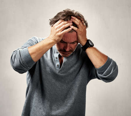 Depression Reklamní fotografie - 72782384