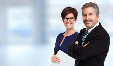 Business-Teams. Standard-Bild - 75889410