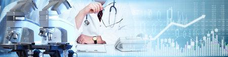 Ricerca di laboratorio farmaceutica Archivio Fotografico - 85766962