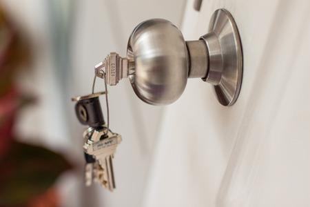 knop en key