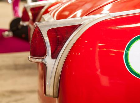 taillight: taillight vintage