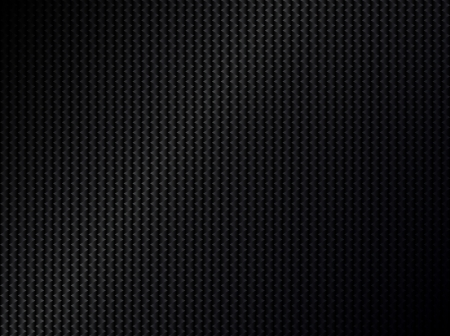 aperture grid: Abstract metallic black background, illustration Illustration