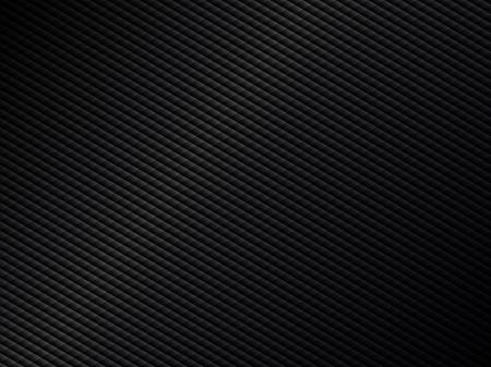 perforation texture: Abstract metallic black background, vector illustration Illustration