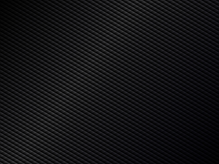 Abstract metallic black background, vector illustration Vettoriali