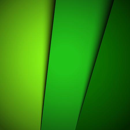 Green abstract background illustration Illustration
