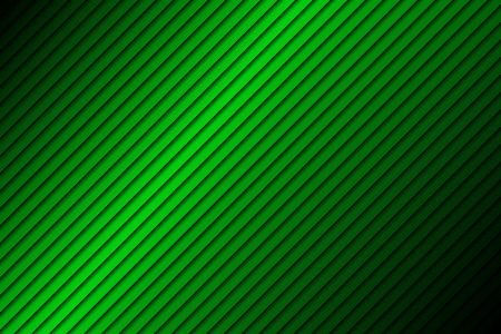 green background: Green line abstract background