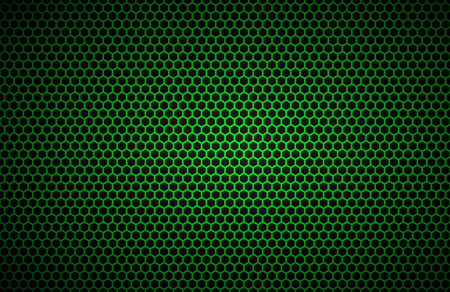 green backgrounds: Geometric polygons background, abstract green metallic wallpaper, vector illustration