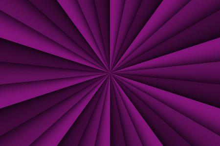 vintage paper: Purple abstract background, three shades of purple lines Illustration