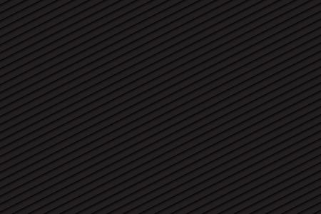 대각선 줄무늬가있는 검은 금속 스테인리스 배경