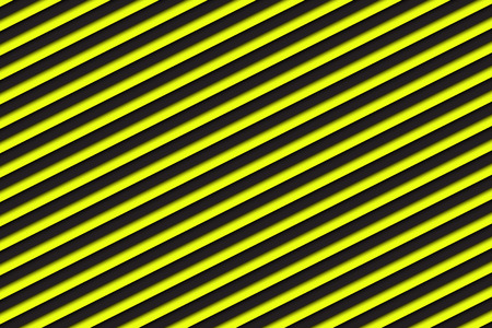 Black and yellow abstract background. Illustration