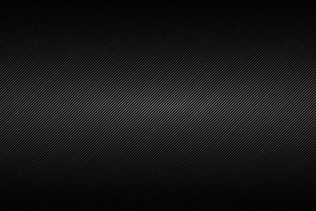 Sfondo astratto nero e argento con linee diagonali, illustrazione vettoriale Archivio Fotografico - 70440139