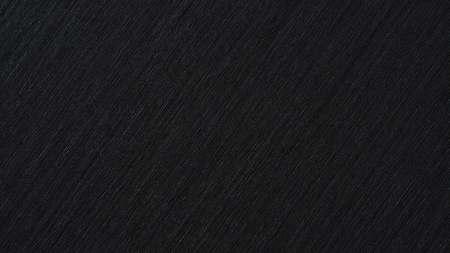 Black abstract metallic background, pattern of brushed metal texture Banque d'images