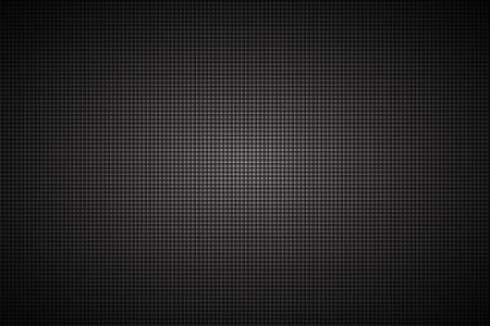 Carbon black abstract background, modern metallic look, vector illustration