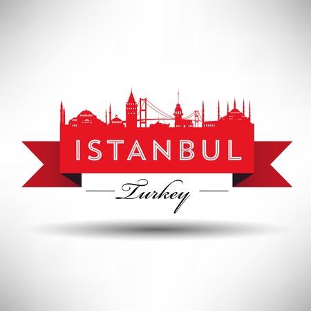 istanbul:   304;stanbul Silhouette Design