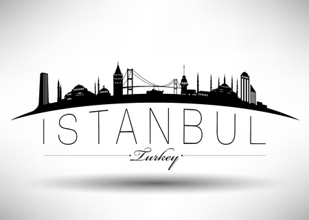 bridges:   304;stanbul Silhouette Design