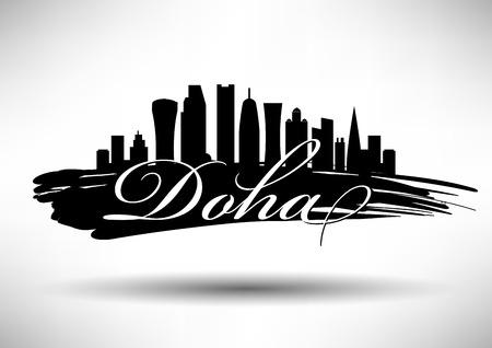doha: Doha Skyline Design