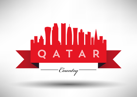 Qatar Skyline Design