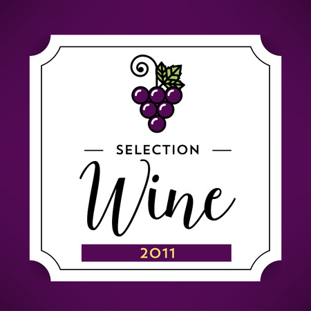 trendy vector wine label template royalty free cliparts vectors and stock illustration image 53607889