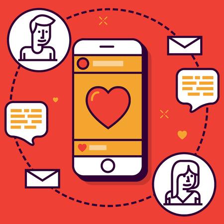online dating mobile app