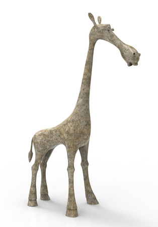jirafa Foto de archivo