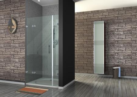 walk-in shower photo