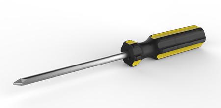 tooling: screwdriver Stock Photo