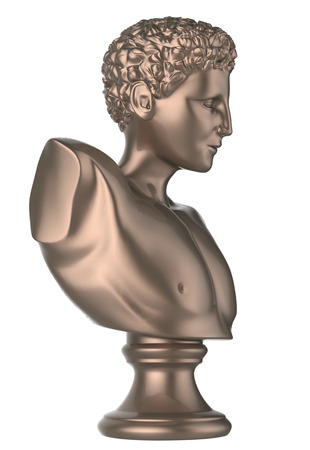 bust: bust of the king