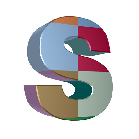 Colecci�n Carta 3D - Maletas peque�as - s