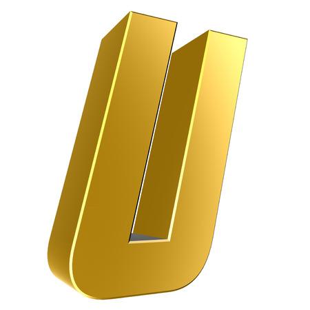 Colecci�n Carta 3D - U