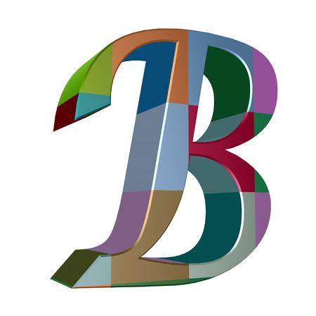 Colecci�n Carta 3D - B