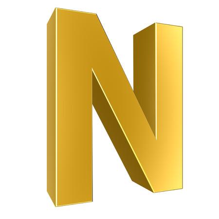 Colecci�n Carta 3D - N
