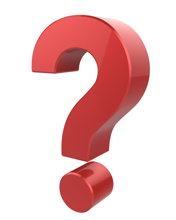 question marks: question mark sign Stock Photo
