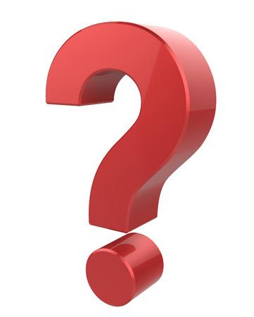 question mark sign Banque d'images