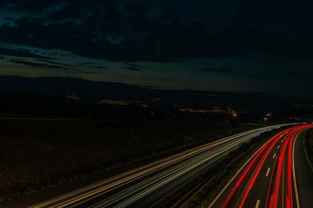 penumbra: long exposure