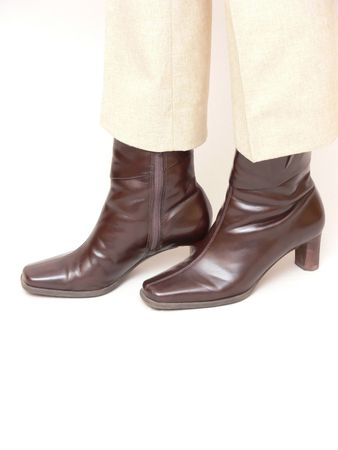 long pants: Girl in boots  50521