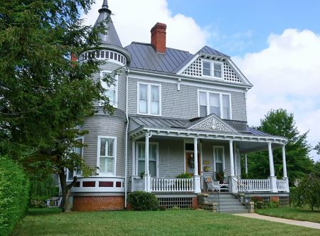 Old mansion 30550 Imagens - 797057