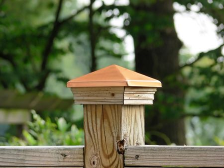 fencepost: Fence post  30667