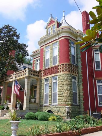 Victorian mansion  30544 Stock Photo - 1103808