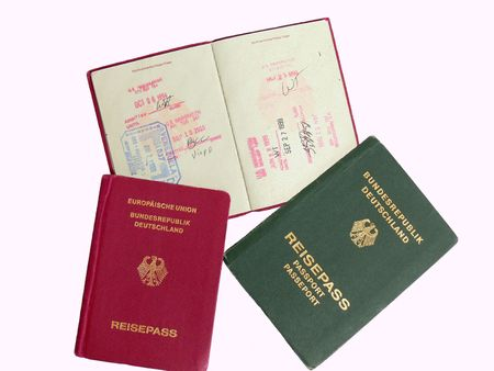 German passports  80165 photo