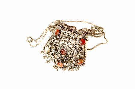 old items: Turkish jewelry. Stock Photo