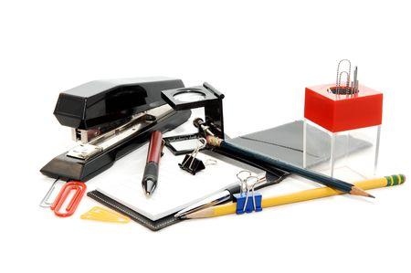 office stapler: Office tools.
