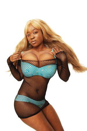 busty: Jamaicaanse-meisje 56.