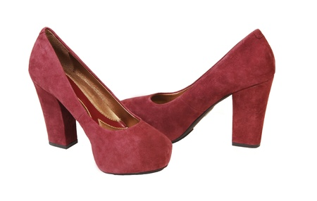 high heels woman: A pair of high heels woman