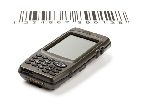 the reader: The computer electronic manual scanner of bar codes