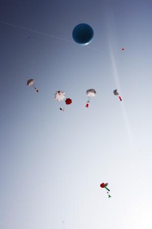 flit: balloon float