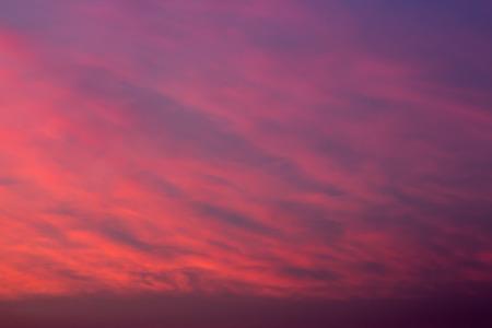 stratus: Burning sky background