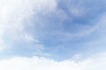 dispersed: Soft-tone sky background