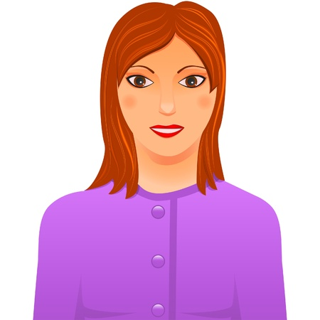 userpic: avatar of businesswoman in lilac blazer
